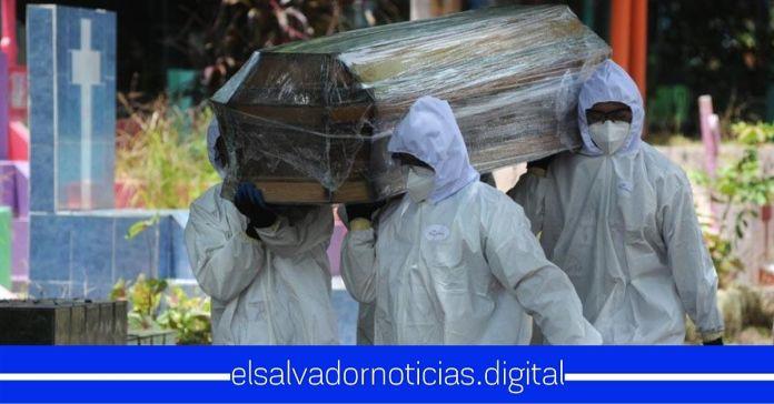 El Salvador acumula 409 nuevos contagios y 10 decesos por Coronavirus