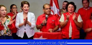 Óscar Ortiz afirma el FMLN dejó demostrado ser un «aparato potente e importante» para El Salvador