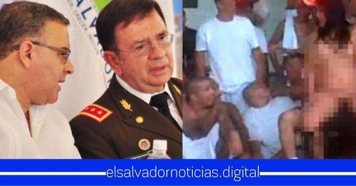 Gestión de Mauricio Funes permitió al menos 41 fiestas dentro de los penales con orquestas y discotecas
