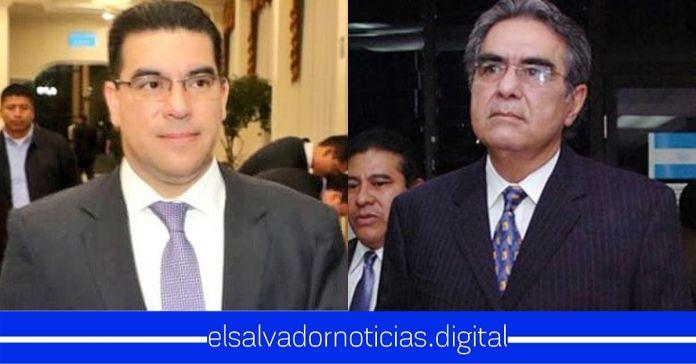 Melara deja vencer cargos contra David Gutierrez exministro del MOP en la gestión de ARENA por cometer anomalías con $20.5 millones que eran para Bulevar Diego de Holguín
