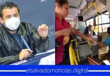 Ministro Romeo Rodríguez manifiesta que transportista que se atreva a aumentarle al pasaje se le decomisará la unidad