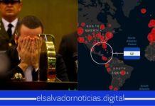 El Salvador destaca como el país con menos casos de COVID-19 en toda Centroamérica