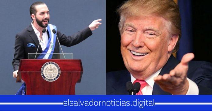 Presidente Bukele agradece a Donald Trump por su valiosa ayuda con El Salvador al salvar miles de vidas del COVID-19
