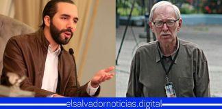 Paolo Lüers critica al Presidente Bukele y a todos los salvadoreños que se uniran esta noche en oración