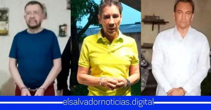 Expresidente de ARENA y dos exministros del FMLN, estafaron al Estado por un monto mayor de $2 millones
