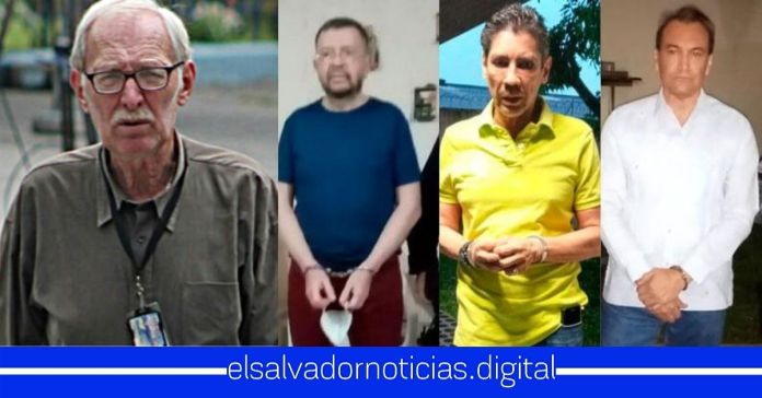 Paolo Lüers sale en defensa de exministros del FMLN y expresidente del COENA, exigiendo sean liberados