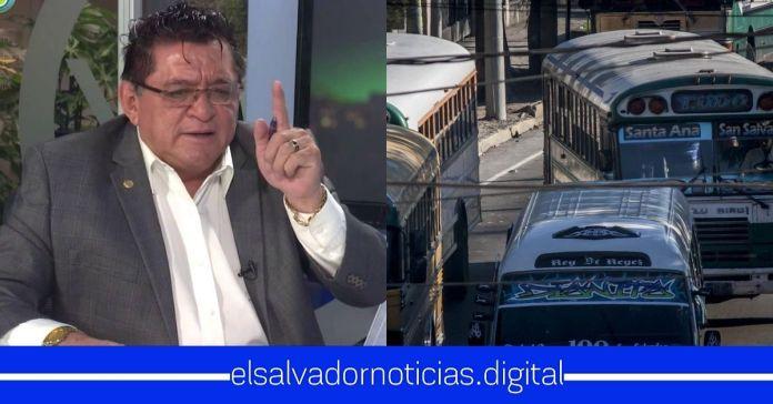 Catalino Miranda amenaza al Gobierno con subirle a $0.45 al pasaje en el sector transporte urbano
