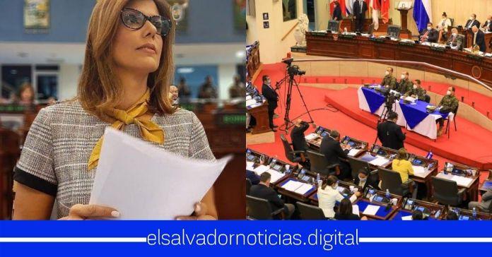 Diputada Mayorga condena la negatividad de sus colegas al prohibirle la participación en la interpelación
