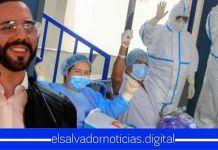 Casos COVID-19 en El Salvador, reporta 17 días consecutivos en tendencia a la bajaCasos COVID-19 en El Salvador, reporta 17 días consecutivos en tendencia a la baja
