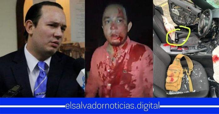 Diputado Magaña se declara «INOCENTE» afirmando que no manejaba en estado de ebriedad