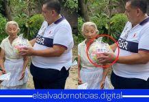 Captan a Beto Romero haciendo campaña adelantada sin el uso de mascarilla, poniendo en riesgo la salud de abuelitos