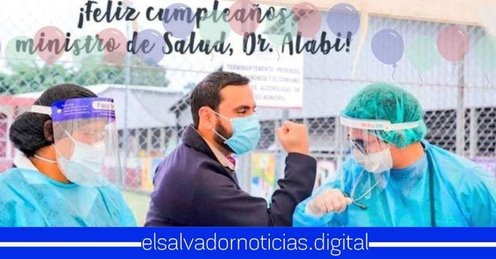 Salvadoreños alrededor del mundo, desean Feliz Cumpleaños al mejor Ministro de Salud que ha tenido El Salvador
