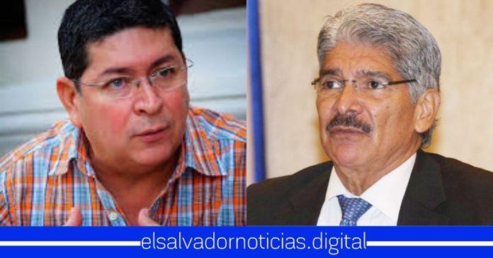 Walter Araujo asegura que la primera acción que hará al llegar a la Asamblea será desaforar a Norman Quijano