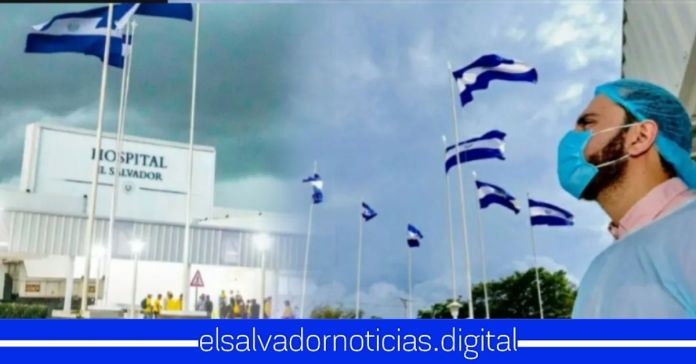 En 72 horas, un aproximado de 1,000 salvadoreños han logrado vencer el COVID-19