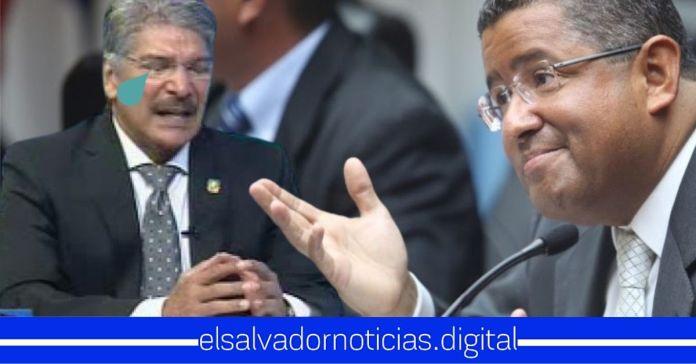 Norman Quijano: «Sigo creyendo en la honestidad del ex presidente Francisco Flores» Norman Quijano: «Sigo creyendo en la honestidad del ex presidente Francisco Flores»