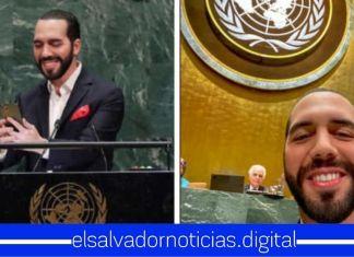 ONU realizará sesiones de manera virtual como lo recomendó el Presidente Bukele en su discurso