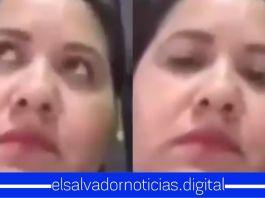 En plena entrevista en vivo salvadoreños le dicen sus verdades a Cristina Cornejo hasta hacerla llorar