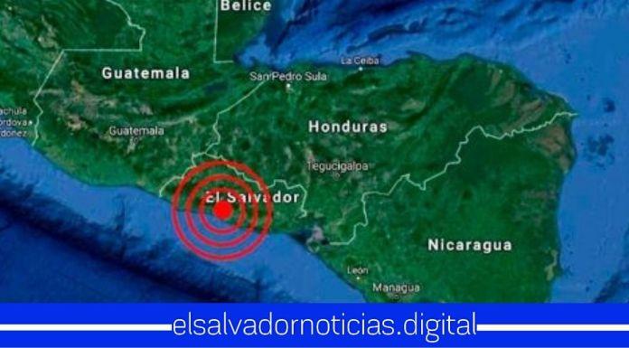 MARN reporta 16 sismos en San Salvador en las últimas horas