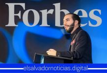 Por segundo año consecutivo Forbes nombra a Nayib Bukele como el presidente mejor evaluado del mundo