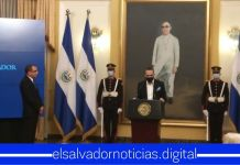 Presidente Bukele juramenta a Ruben Aleman como nuevo presidente de ANDA