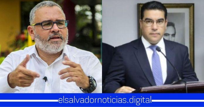 Mauricio Funes acusa al Fiscal Melara de EXTORSIONADOR, tras solicitarle $300 MIL para aminorar sus procesos en la fiscalía