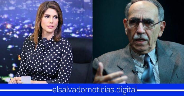 Ex Embajador del FMLN en Estados Unidos critica a Milena Mayorga asegurando que no está capacitada para el cargo