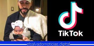 Presidente Bukele abre cuenta en TikTok contando con 111.8K de seguidores en menos de 24 horas