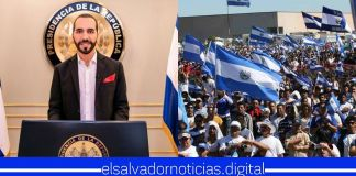 Nayib Bukele en su discurso en la ONU, agradeció a los salvadoreños permitir trabajar para ellos