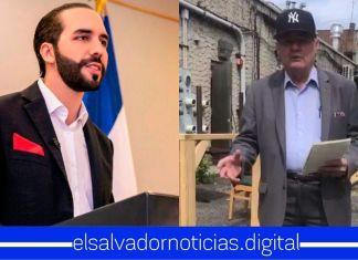 Cubano dedica poema a Nayib Bukele afirmando que es el mejor Presidente en todo el mundo