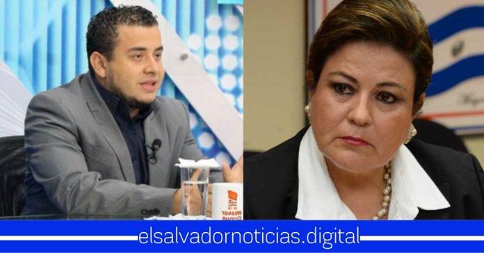 Ministro Romeo le dice a Margarita Escobar que deje de engañar al pueblo ya que ellos utilizan fondos para obras no como SOBRESUELDOS