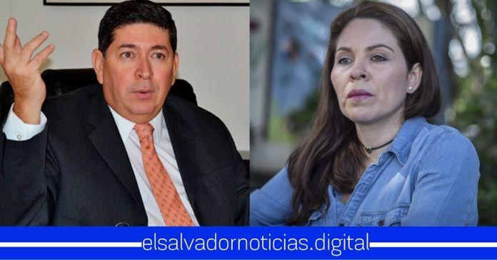 Bertha Deleón demuestra lo aprendido al defender a pandilleros, extorsionando a Walter Araujo con 100 mil dólares