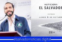 Presidente Bukele anuncia nuevo Noticiero El Salvador, en donde se anunciará la VERDAD a la población