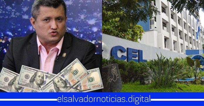 Revelan que Emilio Corea cobraba salario en CEL manteniendo una plaza fantasma