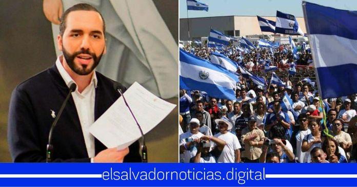 Presidente Bukele anuncia que El Salvador ahora también tendrá su propio periódico