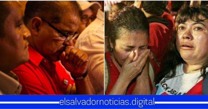 Óscar Ortiz llora y pide perdón a los salvadoreños por los errores cometidos por años