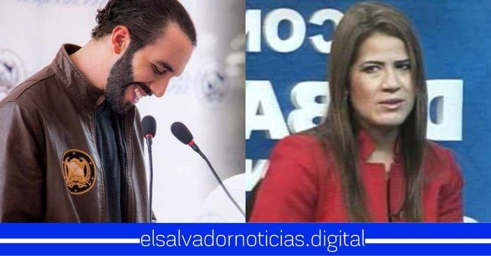 Karina Sosa afirma que el FMLN está más fuerte que nunca y viene con la REMONTADA para sacar al gobierno del poder