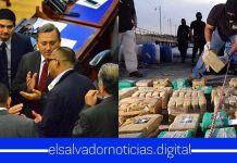 ARENA y FMLN exigen al gobierno quitar militares de puntos ciegos, para permitir el ingreso de narcotraficantes y contrabandistas