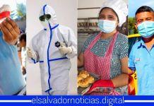 El Salvador demuestra al mundo entero, que es un país fuerte y trabajador que saldrá adelante de la pandemia