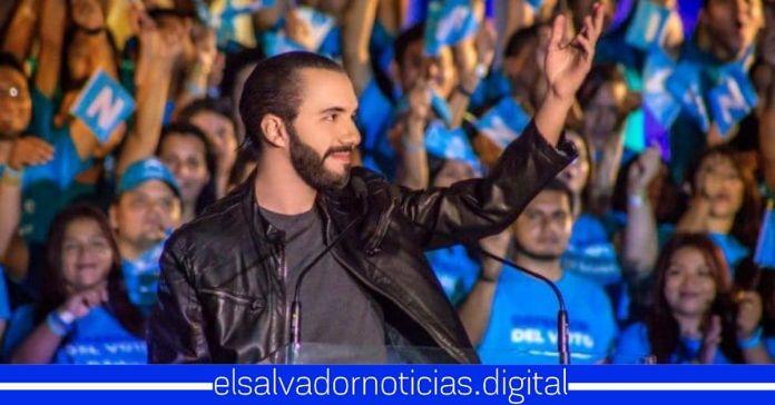 Presidente Bukele celebra el tercer aniversario de la creación del partido más grande en la historia de El Salvador