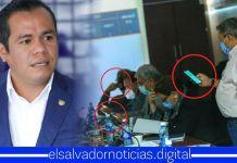 Diputados hacen perder el tiempo a Ministro de Hacienda ignorándolo mientras daba su reporte del Presupuesto General de la Nación