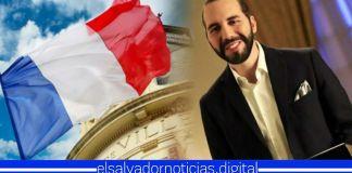 Empresas de Francia buscan hacer negocios con El Salvador por ser líder en la región
