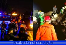 Encuentran 25 personas desaparecidas en tragedia de Nejapa