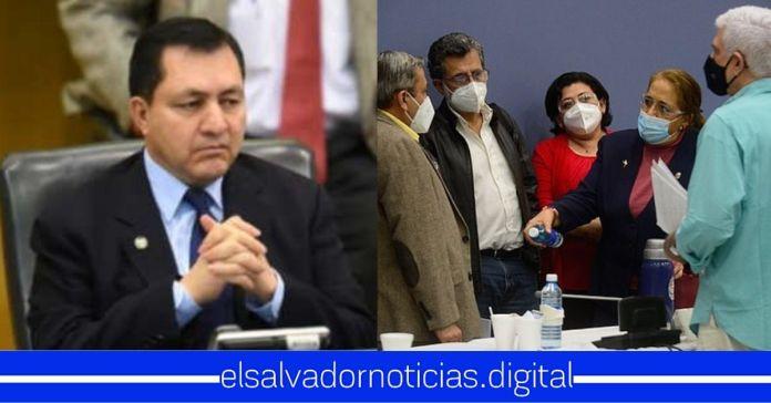 Afirman que el incapaz de Mario Ponce no mueve un solo dedo sin permiso de ARENA y el FMLN