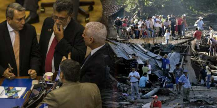 ARENA y FMLN decían que ETA era solo un invento, deseaban muertos para culpar al Gobierno