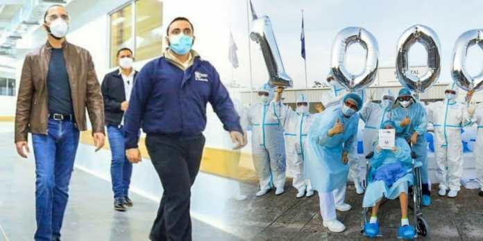 El Salvador es catalogado como ejemplo internacional ante el combate de la pandemia
