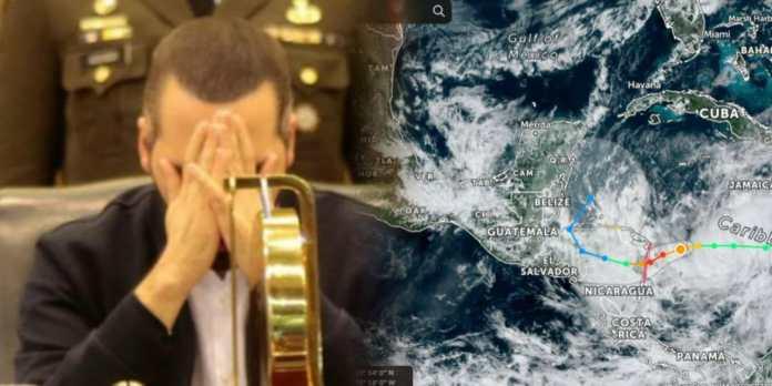 ETA ha sido clasificada como huracán posiblemente categoría 4 y el más fuerte que golpeará a Centroamérica en la historia