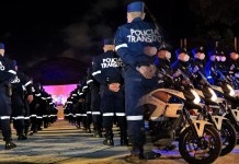 Ministerio de Seguridad brinda uniformes a la PNC con fondos propios por falta de apoyo con la Fase II y III del Plan Control Territorial