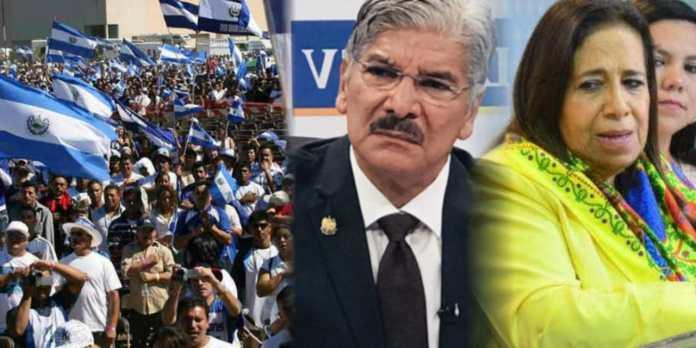 Salvadoreños exigen a diputados aprobar Presupuesto 2021 antes de irse de vacaciones