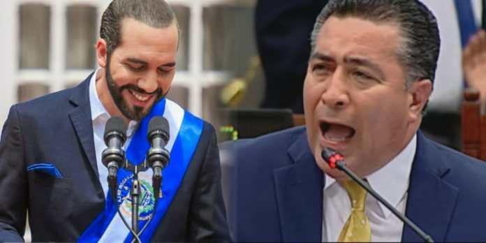 Portillo Cuadra dice que los salvadoreños son víctimas de Bukele ya que han sido amenazados para que voten por Nuevas Ideas