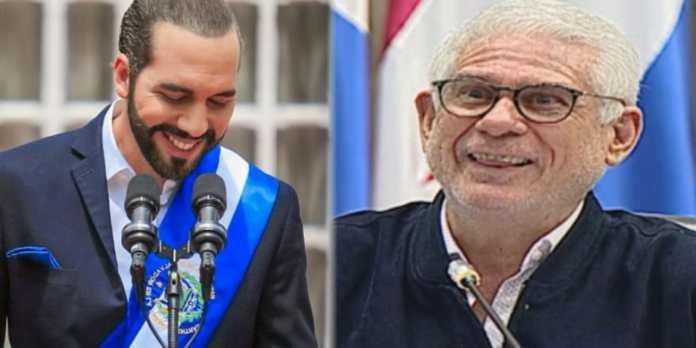 Presidente Bukele se burla de Rodolfo Parker ya que de enojado hasta su acento se tornó a mexicano